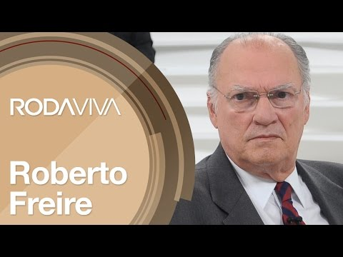 Roda Viva | Roberto Freire | 28/11/2016