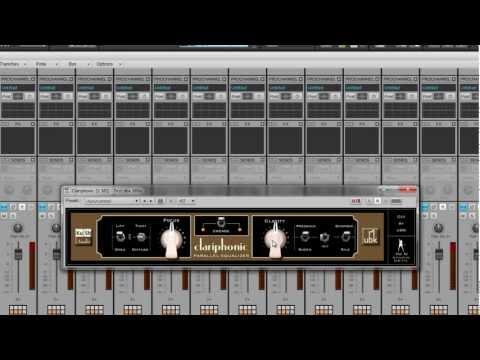 Kush Audio Clariphonic : NewYork Equalisation !