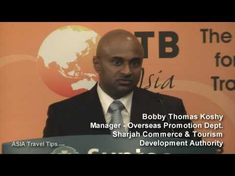 Sharjah Tourism Press Conference - HD