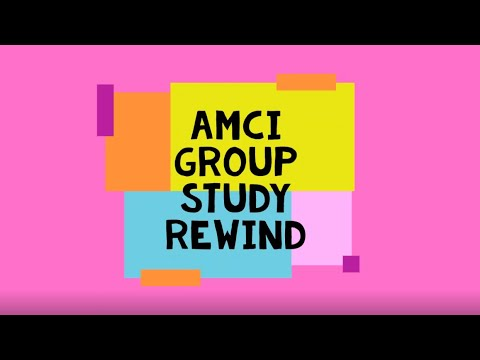 AMCI Group Study Rewind:  E/M Section For #MedicalCoders