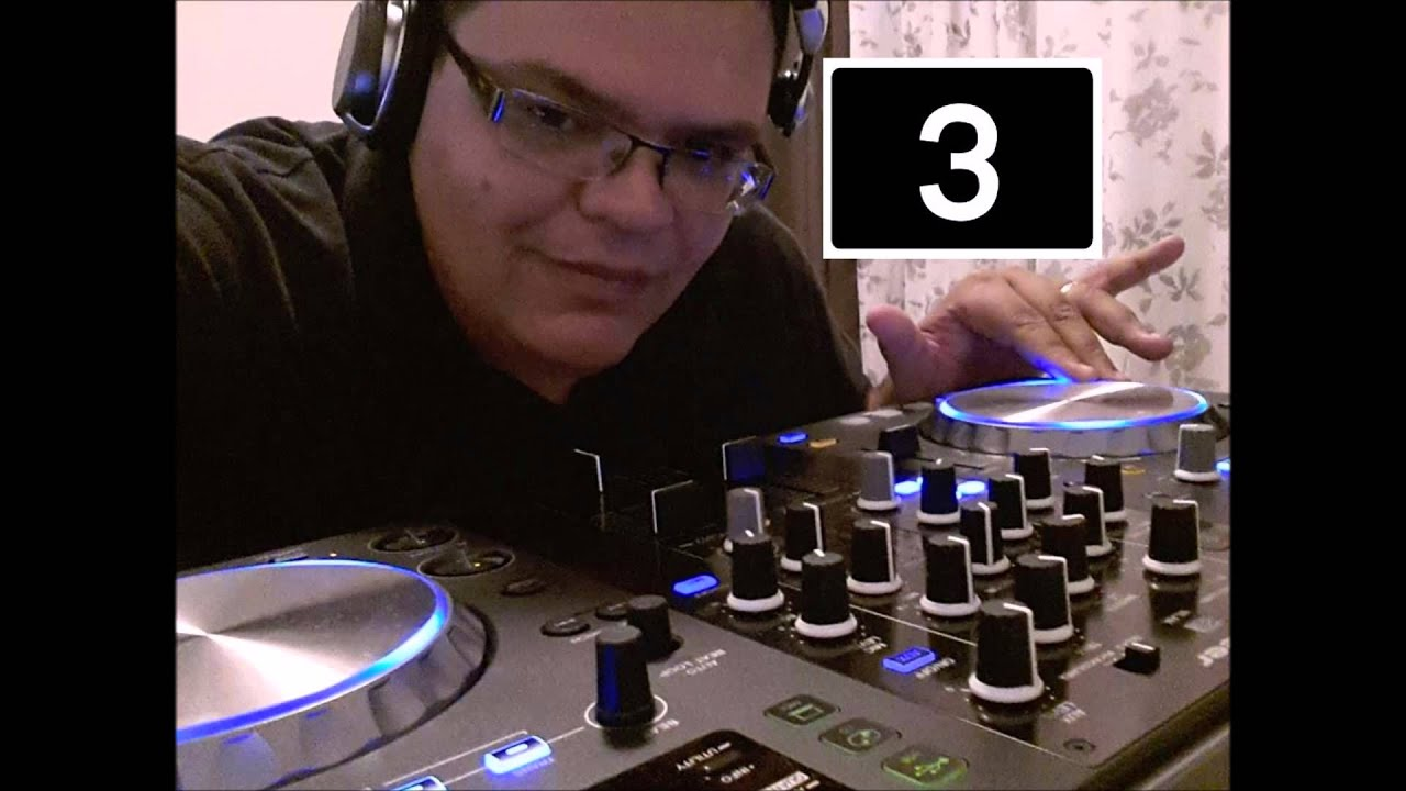 Música Eletrônica Gospel - DJ Deyvid R - Set 3