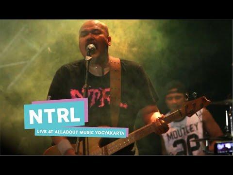 [HD] NTRL - Walah (Live at ALLABOUT MUSIC Yogyakarta, April 2017)