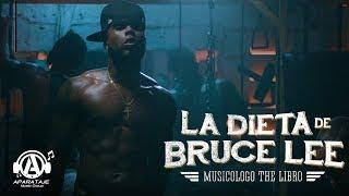 Musicologo The Libro - La Dieta De Bruce Lee (Video Oficial)
