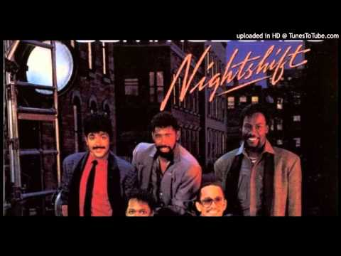 Commodores - Nightshift  (Extended Night Club Mix)