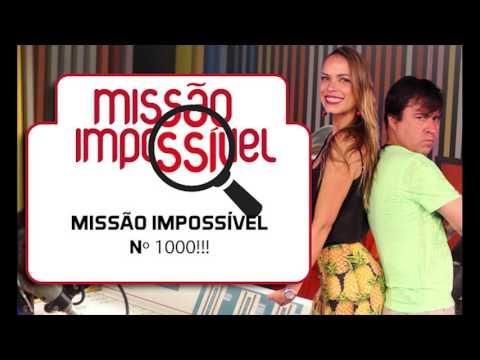 Missão Impossível - Edição Completa - 19/02/16