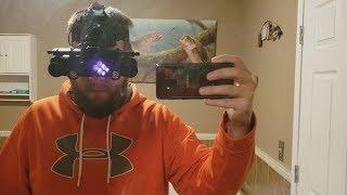 Modern Warfare Night Vision Goggles Unboxing Dark Edition NVG
