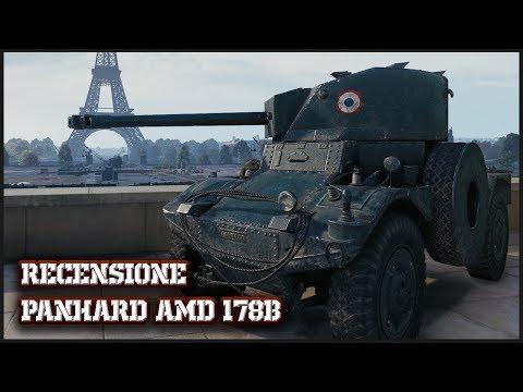 World of Tanks Strategy - Recensione Panhard AMD 178B  [ITA] thumbnail