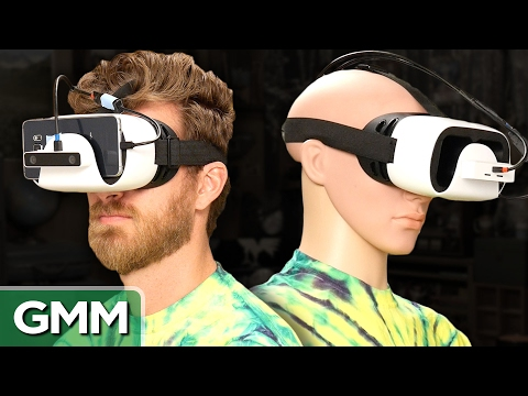 Thumbnail: Swapping Bodies w/ a Mannequin - VR Experiment