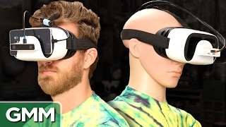 Download Swapping Bodies w/ a Mannequin - VR Experiment Mp3 and Videos