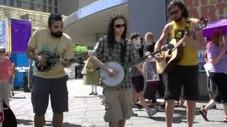 The Shelf Life String Band - Three Rivers Arts Festival - Clip 1