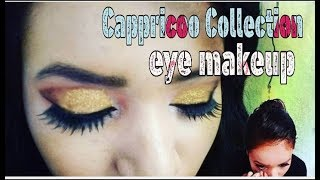 How I Do My Eye Makeup |CappricooCollection|