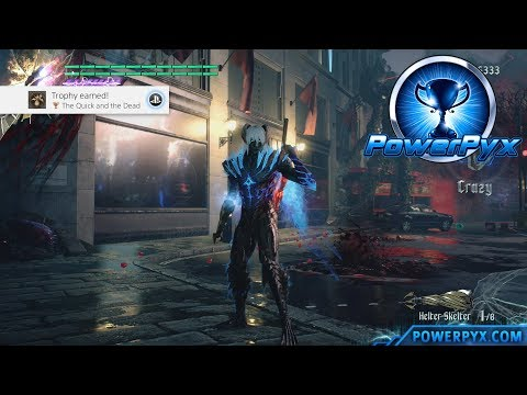 Devil May Cry 5 (DMC5) - The Quick and the Dead Trophy / Achievement Guide
