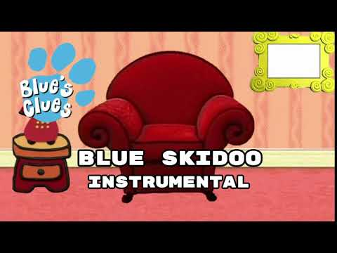 Blues Skidoo Song and FX Instrumental (Blue's Clues)