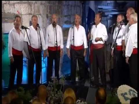 Klapa Ošjak - Sjećanje na Vela luku -  FDK OMIS 2016
