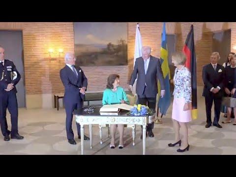 afpde: Königin Silvia in Bayern geehrt