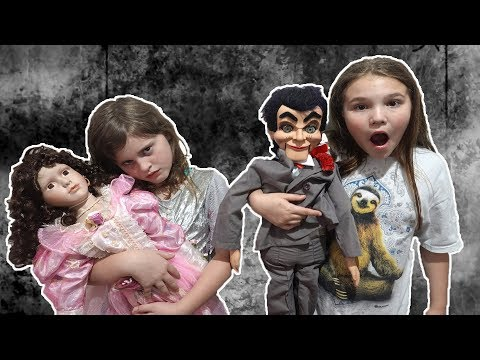Slappy's MOM Is Controlling My Best Friend! Slappy's Mom Is The Doll Maker!