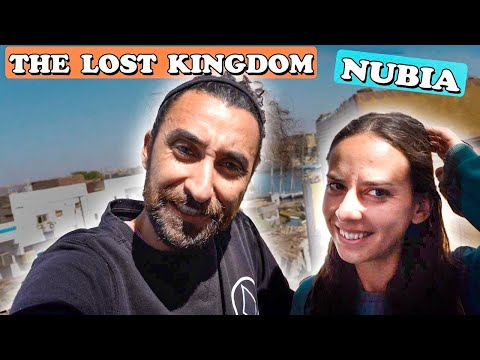 We visited a NUBIAN Island and this HAPPENED