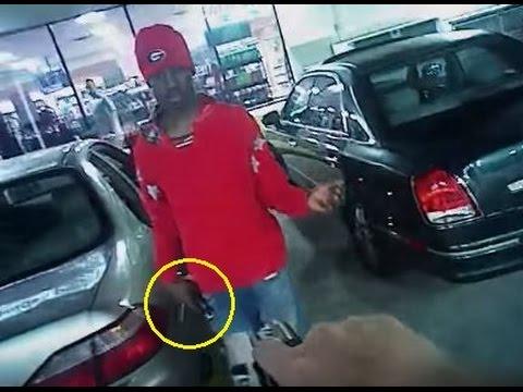 Athens Clarke County Officer Shoots Man Reaching For Gun