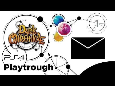 Dark Chronicle (PS4) Playthrough 100% - Ep. 1 - La prima Lettera