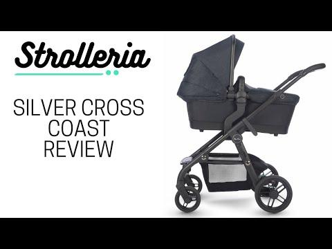 Silver Cross Coast Stroller Videoclip