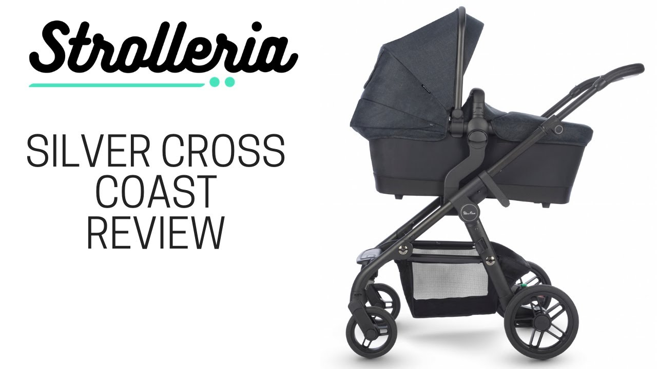 Silver Cross Coast Stroller Review