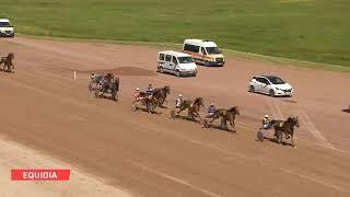 Vidéo de la course PMU PRIX LA GRANDE TERRASSE - SPA MARIN