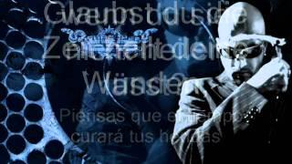 Eisbrecher - Zu Sterben (Letras Alemán - Español)