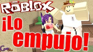 I TRY TO MAKE A SMALL EVIL AND PAY IT CARO! MURDER MYSTERY ROBLOX CRYSTALSIMS