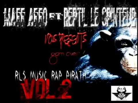 """Maff Affo ft Reptil Le Spinteurs """"GAME OVER"""" prod by rls music"""