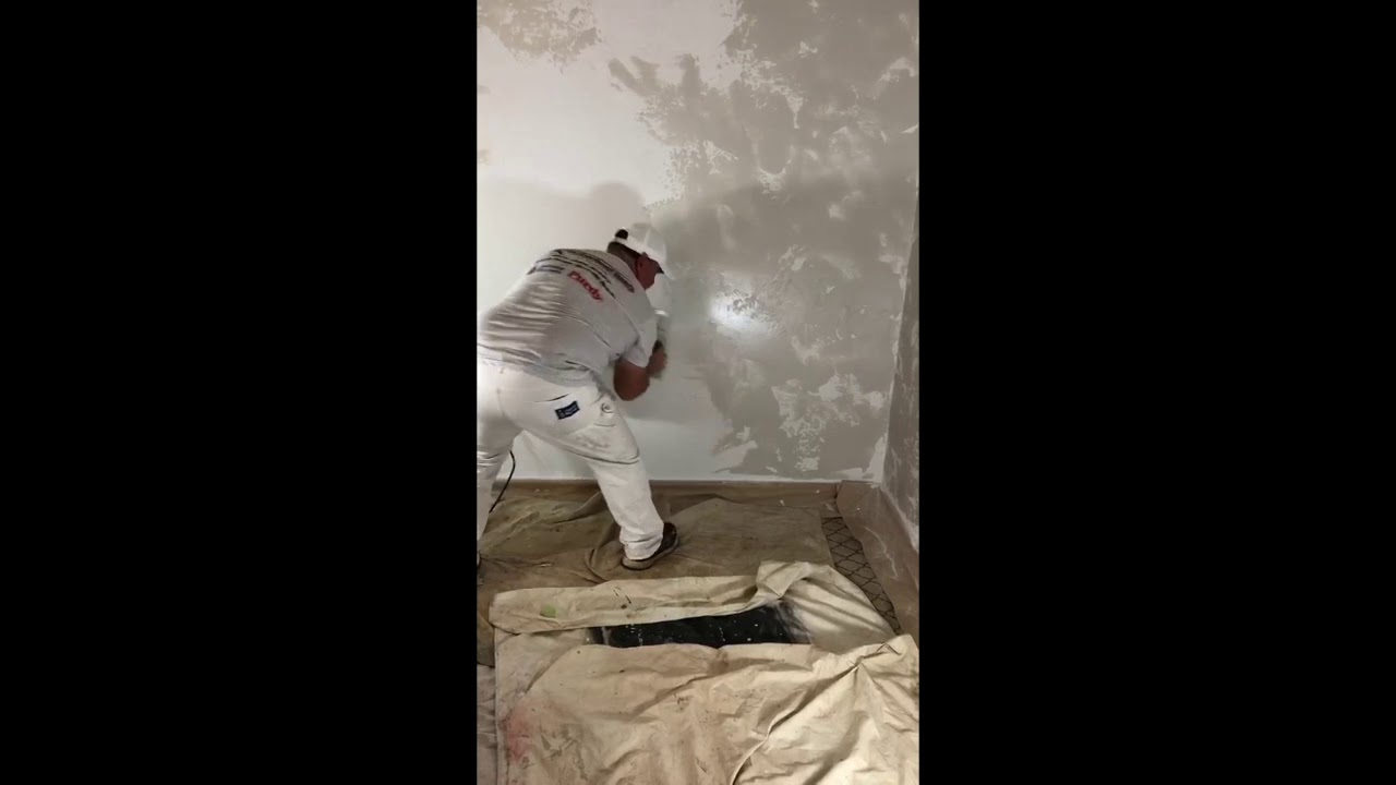 Texturing New Drywall or After Wallpaper Removal