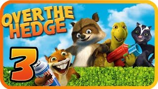 Over The Hedge Walkthrough Part 3 (PS2, GCN, XBOX, PC) Mission 5  [100% Objectives]