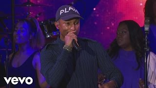 "Pharrell Williams performs ""Able"" from Hidden Figures: The Album at..."