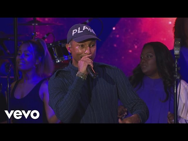 Pharrell Williams - Able (Live at TIFF)