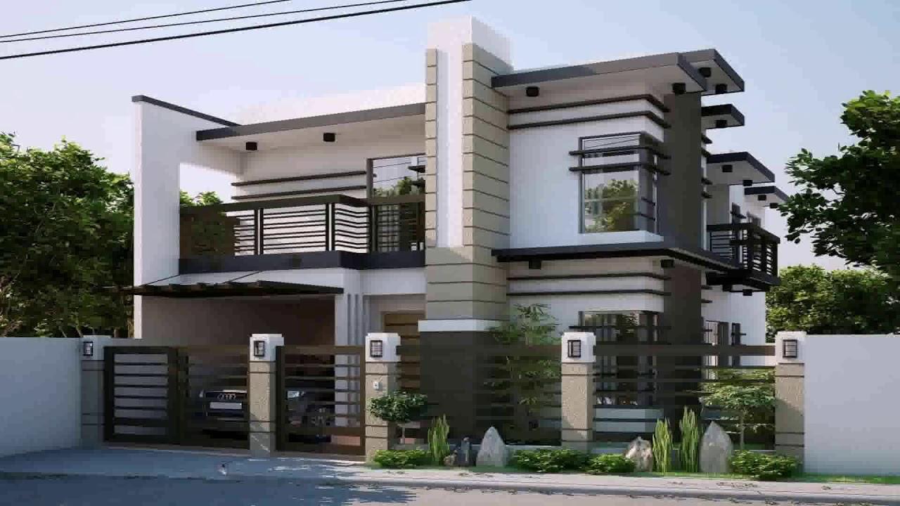 Modern Zen House Design With Floor Plan Philippines