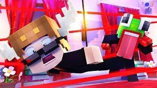Minecraft Daycare - SECRET SPY GADGET GEAR! w/ UNSPEAKABLEGAMING & MOOSECRAFT