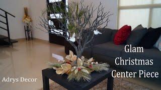 Como Hacer un Bello Adorno Navideño con Ramas Secas | Navidad 2019
