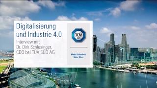 Digitalisierung und Industrie 4.0 (Teil 1) – was bedeutet das für TÜV SÜD?