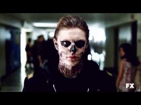 American Horror Story (AHS) Tate And Bloody Face - Mama