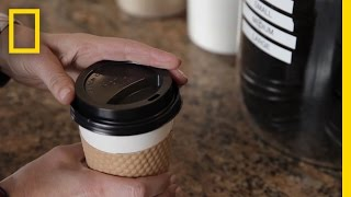 Care About the Ocean? Think Twice About Your Coffee Lid.