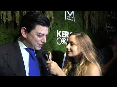 Malan Breton Designer Interview and Runway at NYFW SS16