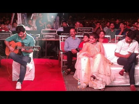 Ninnu Kori Movie Pre Release Event | Special Performance By Arun Chiluveru | The Super Guitarist