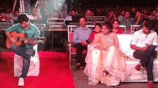 Ninnu Kori Movie Pre Release Event | Special Performance by Arun Chiluveru | The Super Guitarist