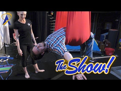 Attractions - The Show - The Escape Game Orlando; AntiGravity Orlando; latest news - Aug. 17, 2017