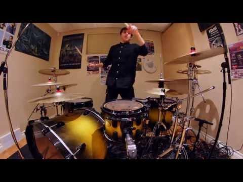 Chris Dimas - Boss Mode - Knife Party - Drum Cover