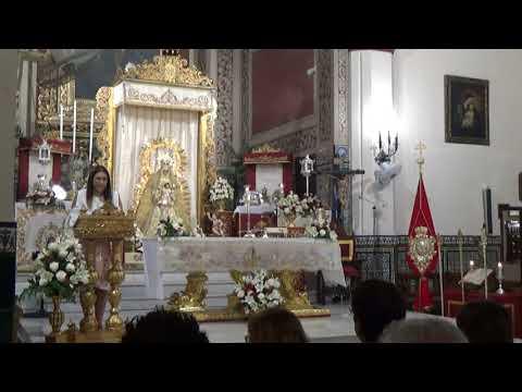 V Exaltación Joven al Dulce Nombre de María de Alcalá de Guadaíra