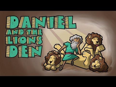 Daniel and the Lions Den (Kids)