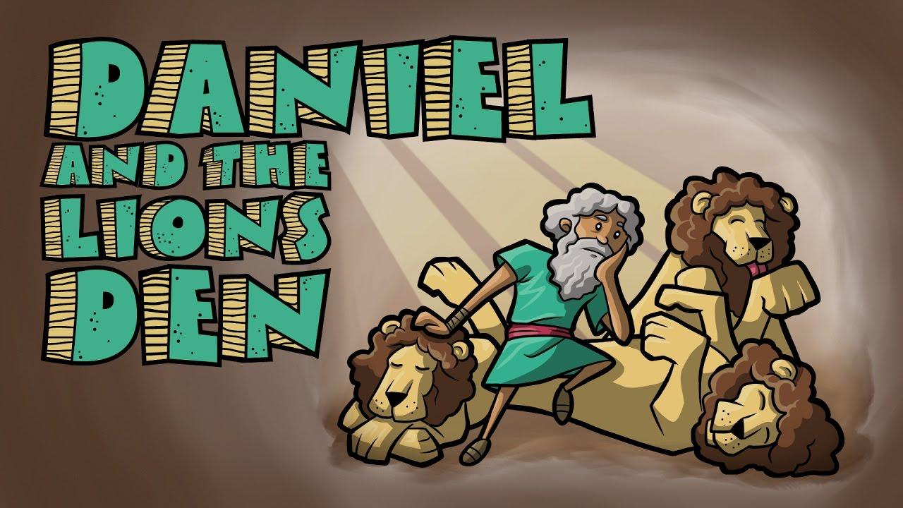 Daniel in the Lion's Den Bible Activities | 10 ideas on ...