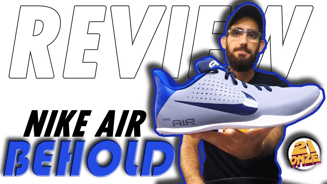 Análise Tênis Nike AIR BEHOLD LOW (Review Nike AIR BEHOLD LOW ptbr) - Canal  21onze 4a602555abc53