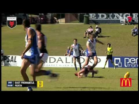 2015 Perth Demons Highlight Reel