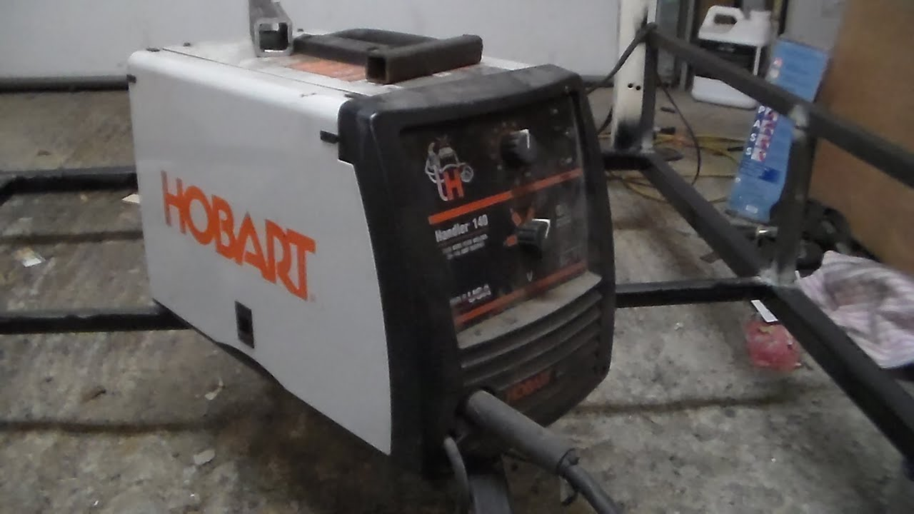 hobart handler 140 190 review and advice youtube rh youtube com